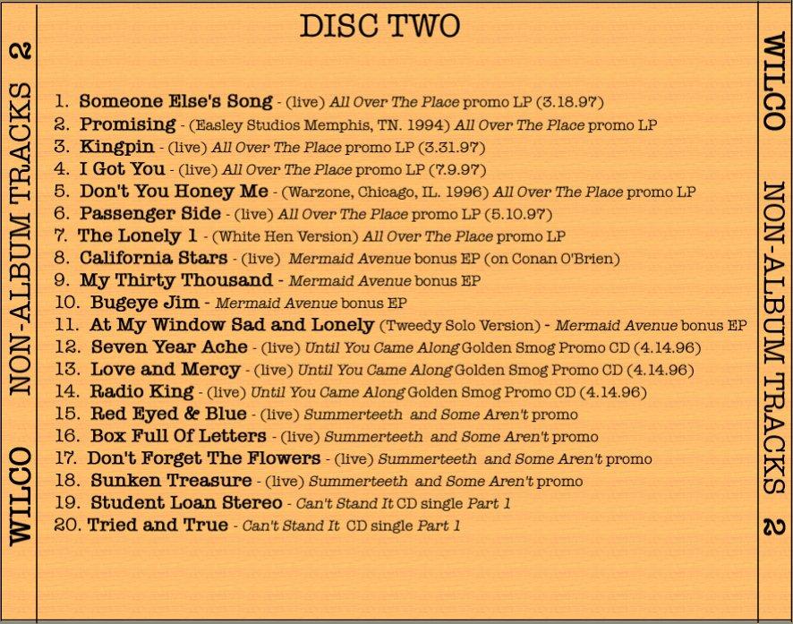 Lyric my darling wilco lyrics : Index of /bm/other/artwork